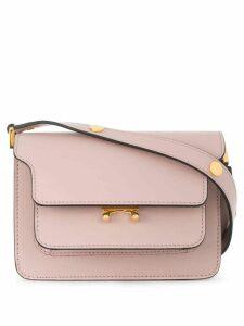 Marni mini Trunk shoulder bag - Pink