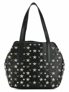 Jimmy Choo Sofia star studded tote - Black