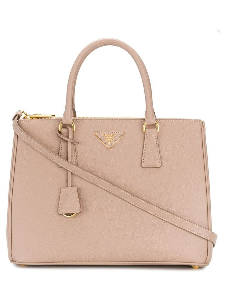 Prada Galleria tote bag - Neutrals