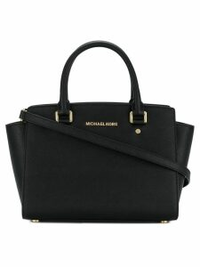 Michael Michael Kors medium Selma satchel - Black