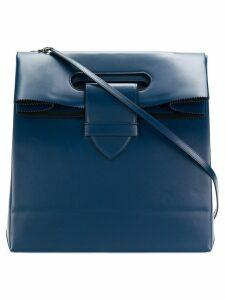 Golden Goose American shopping bag - Blue