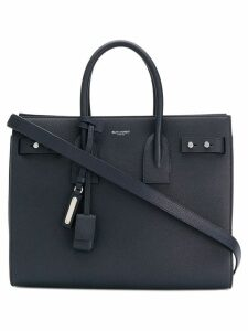 Saint Laurent Sac De Jour Souple tote - Blue