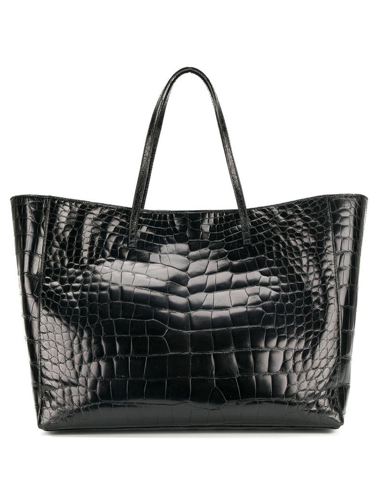 Fendi Vintage large tote bag - Black