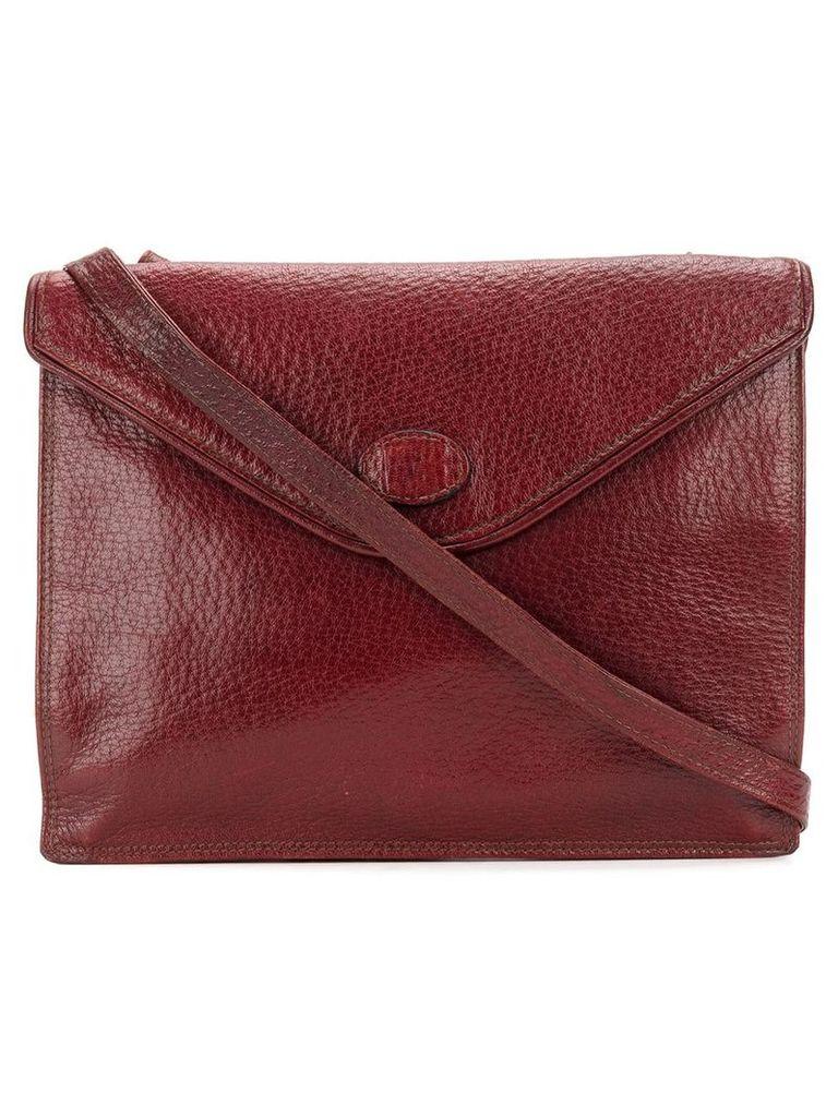 Fendi Vintage envelope crossbody bag - Red