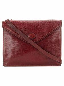 Fendi Pre-Owned envelope crossbody bag - Red