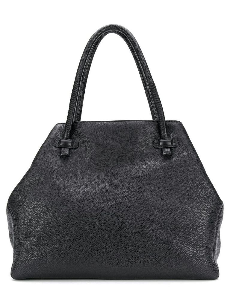 Giorgio Armani Vintage classic tote - Black