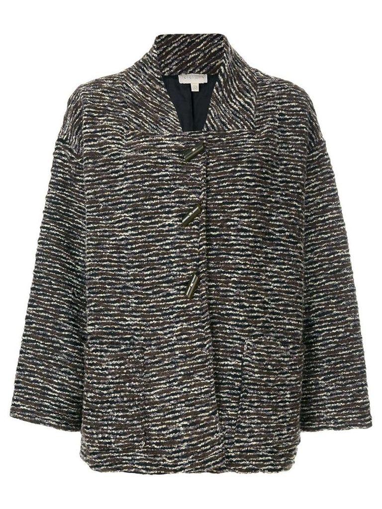 Krizia Vintage Krizia coat - Multicolour