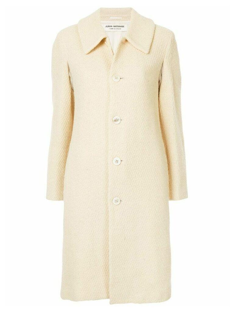 Junya Watanabe Comme Des Garçons Vintage single breasted coat -