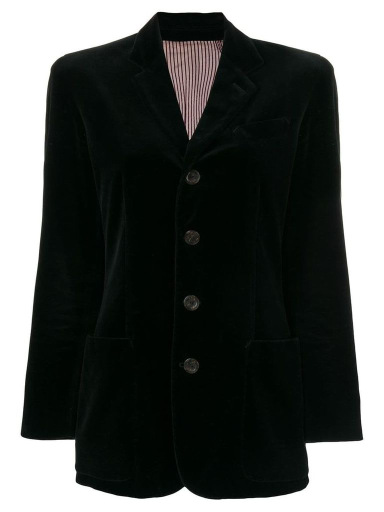 Jean Paul Gaultier Vintage classic blazer - Black