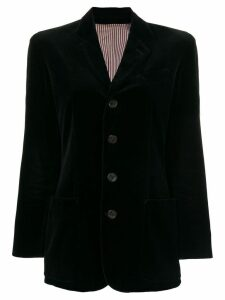 Jean Paul Gaultier Pre-Owned classic blazer - Black