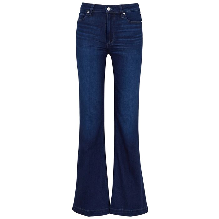 Axel Arigato Clean 90 Black Leather Trainers