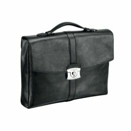 S.T. Dupont One Gusset Briefcase Line D S