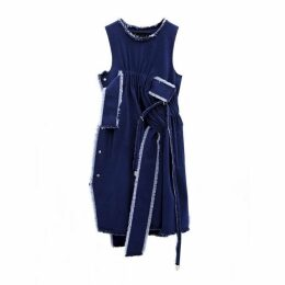 Jamie Wei Huang Denim Esther Dress