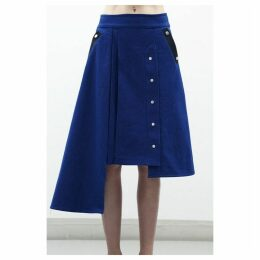 Jamie Wei Huang Claire A Line Denim Skirt Denim