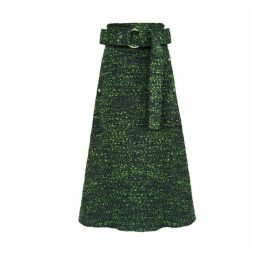 Jamie Wei Huang Molly Wool Skirt
