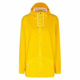 Rains Yellow Rubberised Raincoat