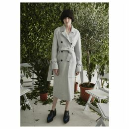 Jamie Wei Huang Tracy Coat Grey