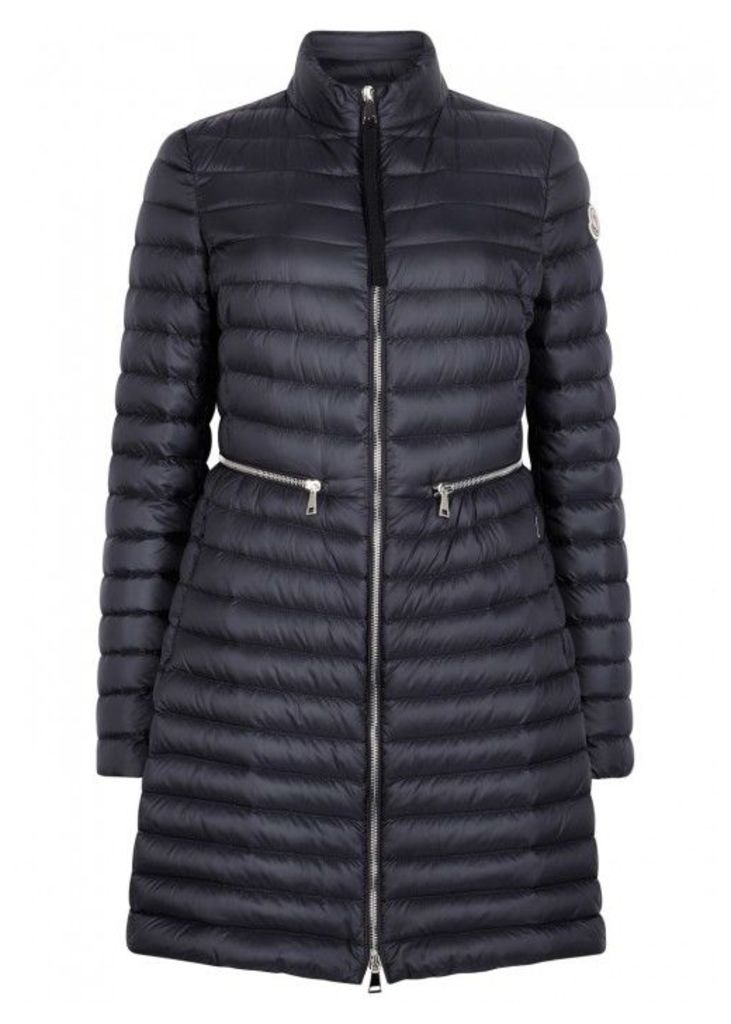 Moncler Agatelon Quilted Shell Coat