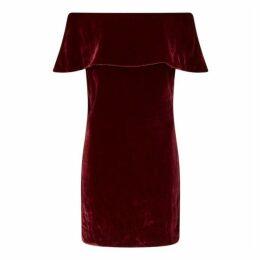 ANYA MAJ Umeko Bordeaux Dress