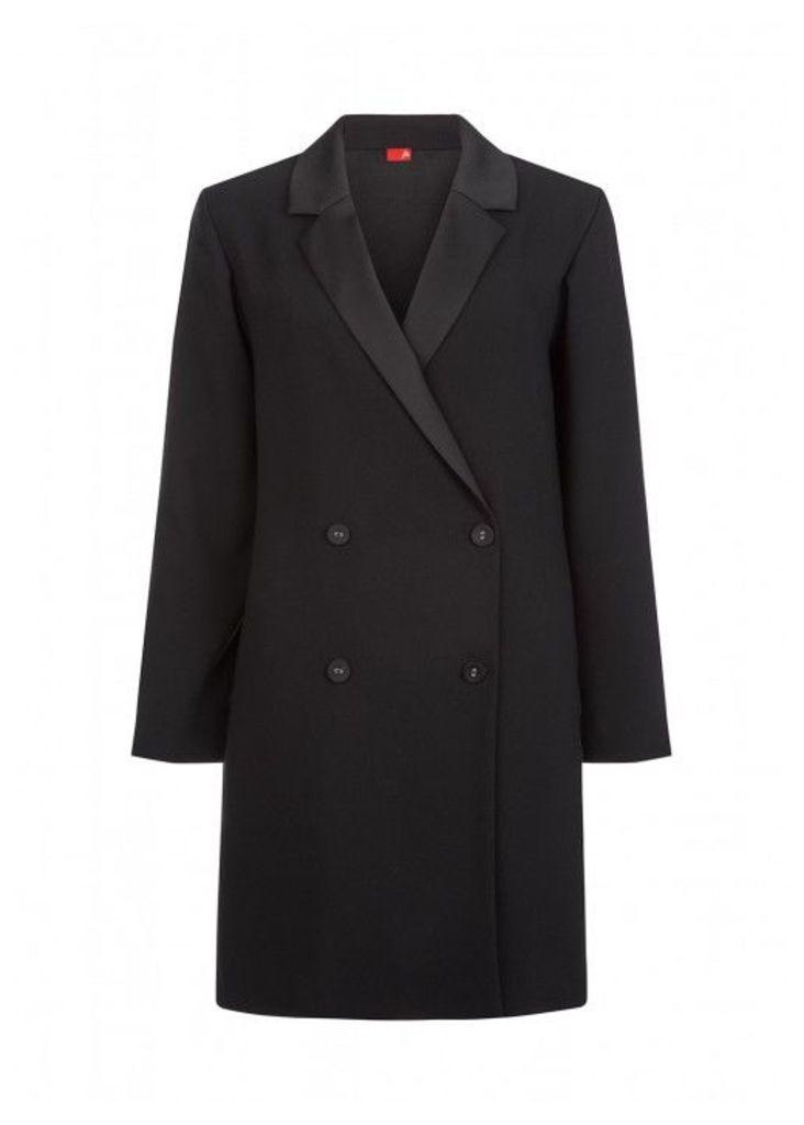 Kitri Minkus Tuxedo Dress