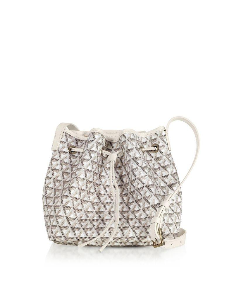 Lancaster Paris Designer Handbags, Ikon Small Bucket Bag
