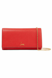 Christian Louboutin - Boudoir Textured-leather Shoulder Bag - one size