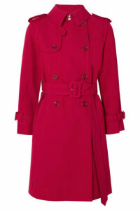 Marc Jacobs - Cotton Trench Coat - Red