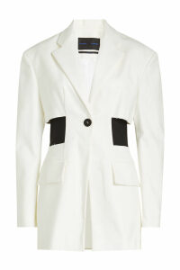 Proenza Schouler Blazer with Cotton