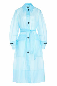 CALVIN KLEIN 205W39NYC Transparent Coat