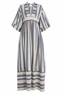 Three Graces Ferrers Cotton Dress