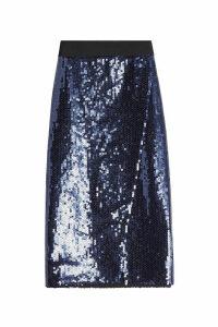 Victoria Victoria Beckham Sequin Skirt