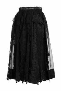 Simone Rocha Lace Skirt