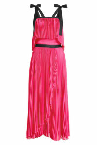 Philosophy di Lorenzo Serafini Pleated Dress