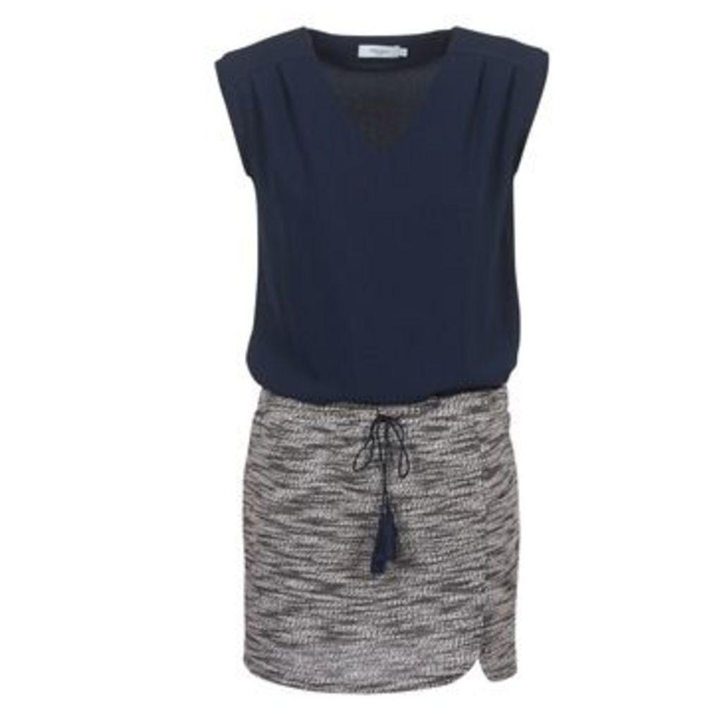 Deeluxe  VITA  women's Dress in Blue