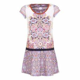 Smash  STELA  women's Dress in Pink