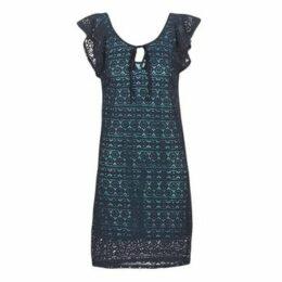 Smash  MACARIA  women's Dress in Blue