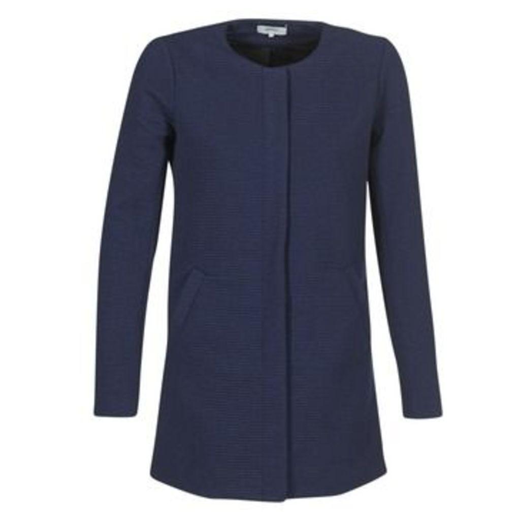 Only  SIDNEY  women's Coat in Blue