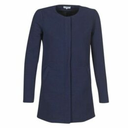 Only  SIDNEY  women's Coat in Blue