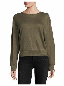 Sumi Linen T-Shirt