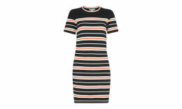 Milano Stripe Knitted Dress
