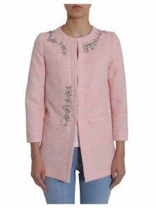 Boutique Moschino Tweed Coat