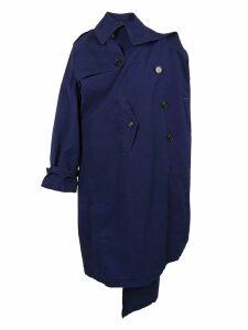 Balenciaga Asymmetric Coat
