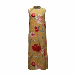 Tomcsanyi - Carnation Print Shiftdress