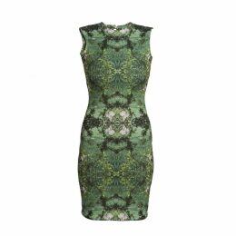 CoCo VeVe - Nouveau Garden Body Con Dress