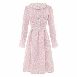 SABINNA - Selma Dress Lilac