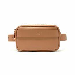 PAISIE - Winter Floral Shift Dress With Asymmetric Drop Hem