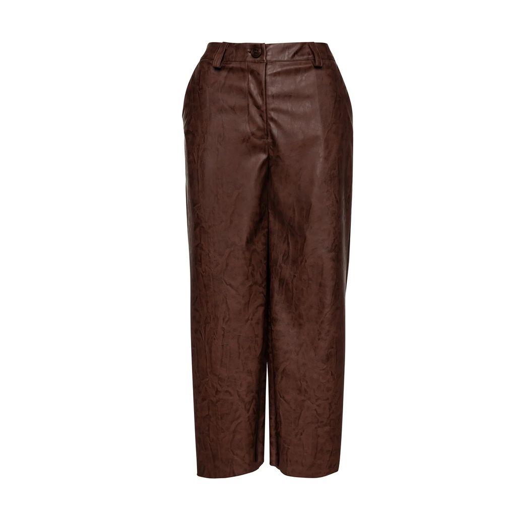 blonde gone rogue - Oversized Herringbone Dress In Grey With Orange Stripes