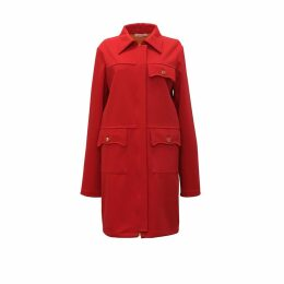 Tomcsanyi - Retro Parka Red