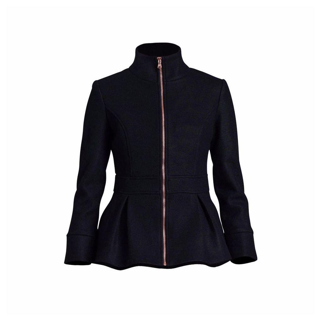 Philosofée - Ethical Wool Hamlet Jacket Black