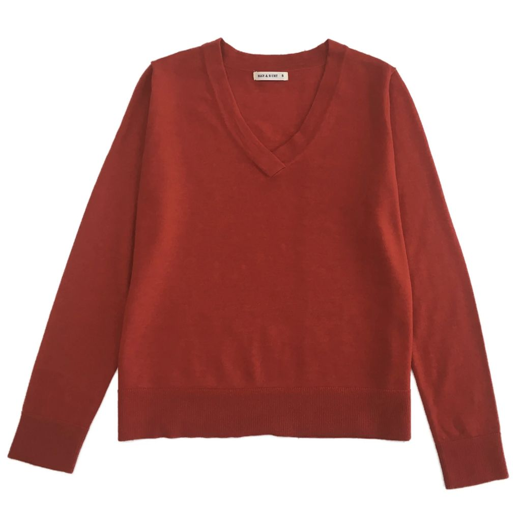 NY CHARISMA - Grey Wool Blend Coat With Hand Crochet Details